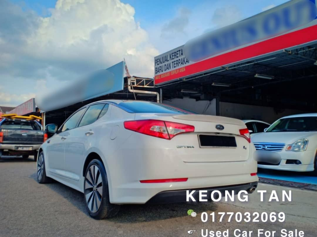 2013TH🚘 Kia K5 OPTIMA 2.0AT 🎉Cash💰OfferPrice💲Rm5X,Xxx Only‼ Lowest Price InJB 🎉📲0177032069 Keong‼🤗