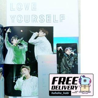 Love Yourself in Europe DVD (Blu-ray)