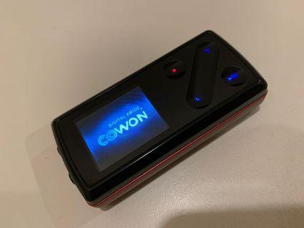 Colon iAudio 7 MP3 player for audiophile