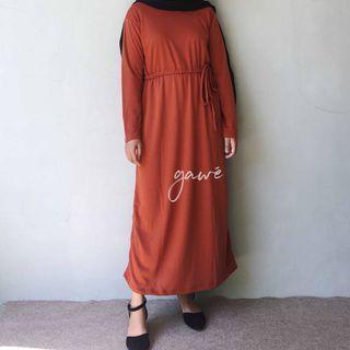 Babyterry dress
