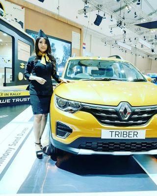 Renault Triber 2019 open indent now