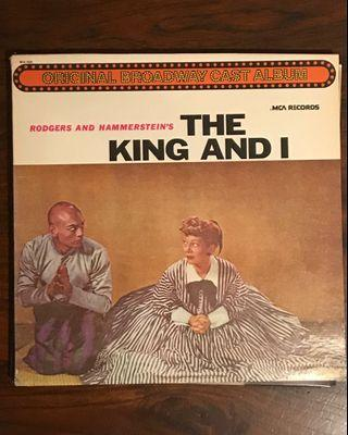 BN Sealed The King and I Vinyl Record LP
