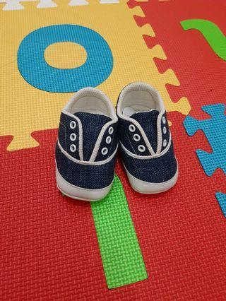 Sepatu bayi 11cm
