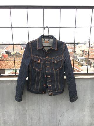 nudie jacket billy dry ring