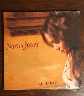 BN Sealed Norah Jones Feels Like Home Vinyl Record LP