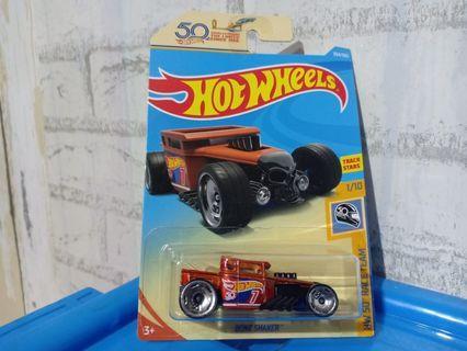 Hotwheels BONE SHAKER 50th HOTWHEELS
