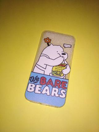Case Bare Bears iPhone 5s/5g