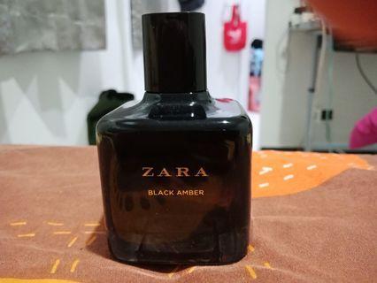 Zara Perfume Black Amber