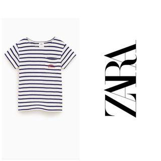 TSHIRT ZARA KIDS STRIPED!