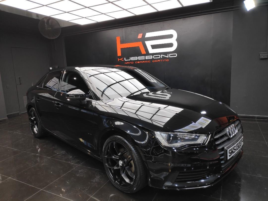Audi A3 Sedan 1.4 TFSI S tronic Ambiente Plus Auto