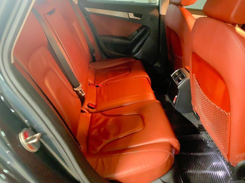 私人出讓AUDI A4 1.8T 2008 年12月登記,全車玻璃3M隔熱貼 ,泊室內機件正常,8速加減撥片,泊車感應,電動皮座,前後獨立空調,連行車紀錄儀,保養佳Turbo引擎低轉好力極慳油$1.1,行13萬公里,已換機油及波箱油及米仔PS3全新呔,換7人車故出讓有心價可議