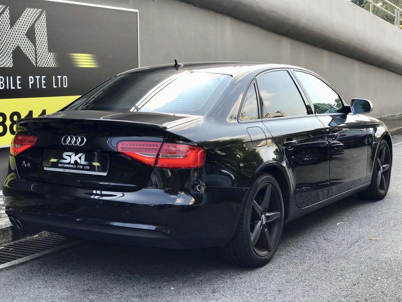 Audi A4 Sedan 1.8 TFSI Attraction Plus Auto