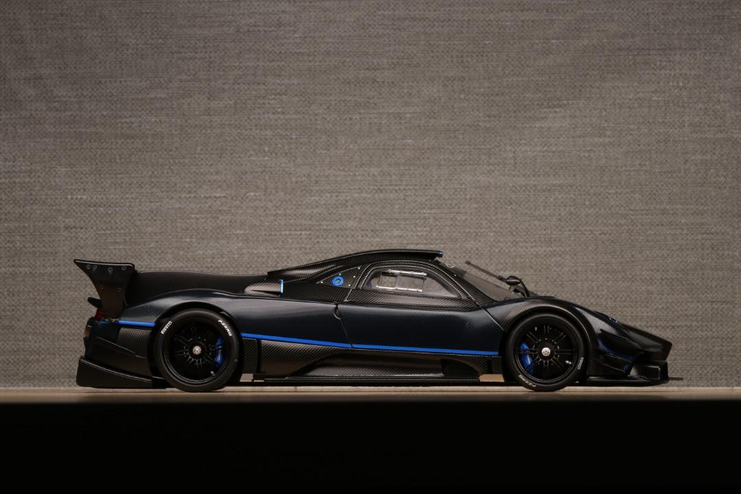 Autoart Pagani Zonda Revolucion 1 18 Toys Games Bricks Figurines On Carousell