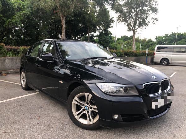 BMW 320IA 2011