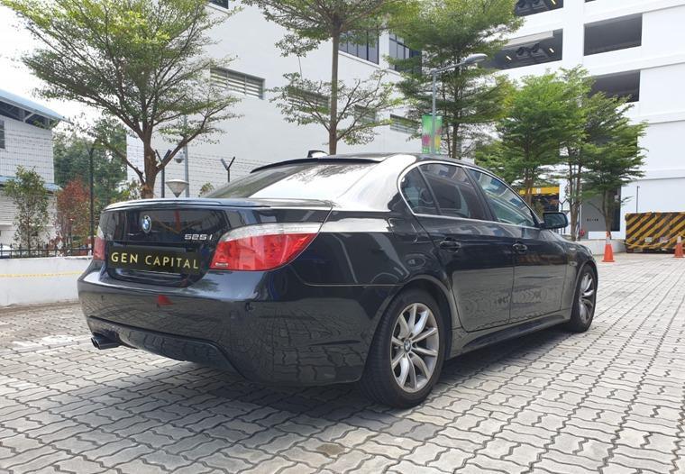 BMW 525i XL Luxury @ Lowest rental rates, good condition!