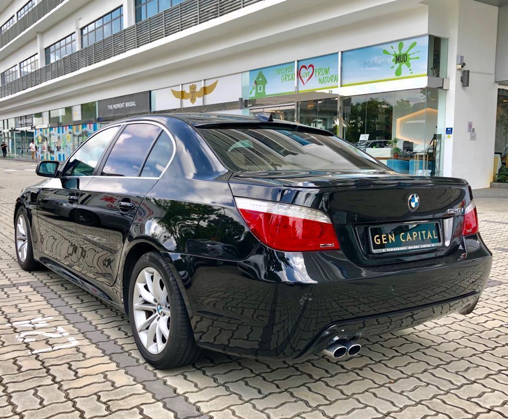 BMW 525i XL Luxury *Lowest rental rates, good condition!