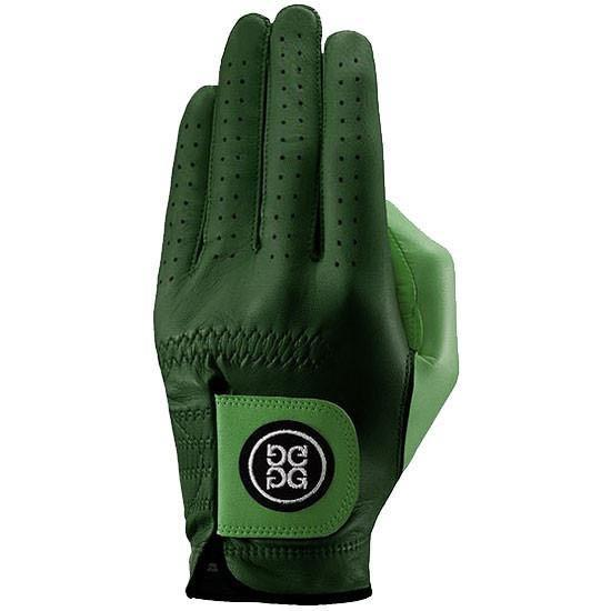 [BNEW] G-fore Blocked Pine Carbretta Leather Glove Women's
