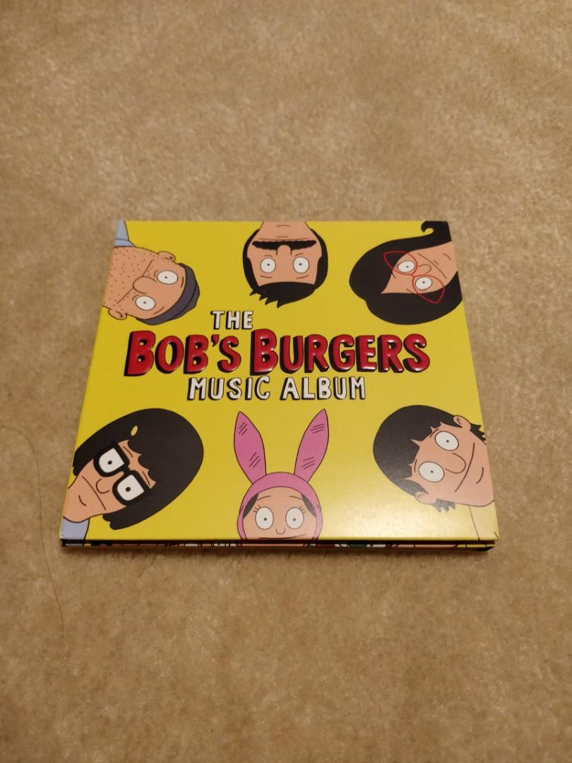 Bob's Burgers CD Music Album