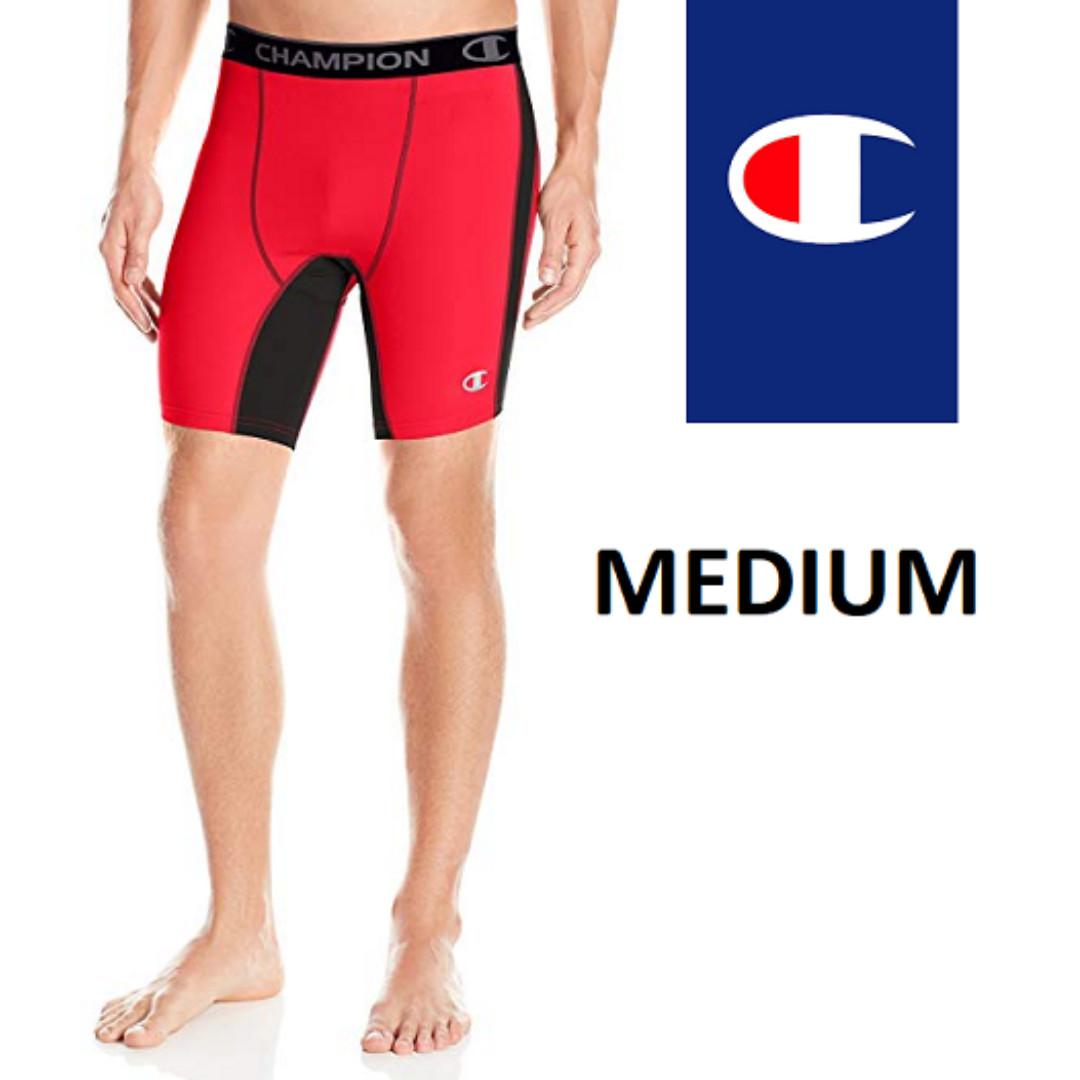 Champion Men's Powerflex Compression Short (Size M)