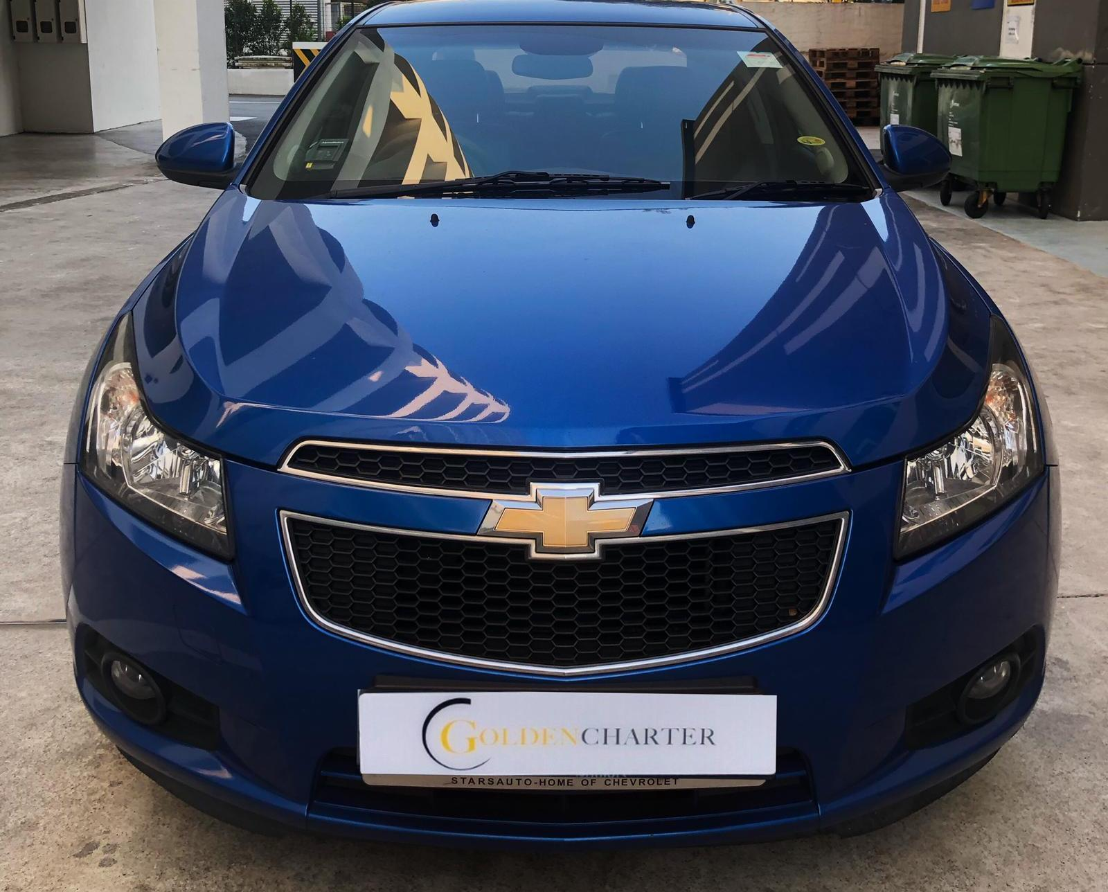 Chevrolet Cruze 1.6A CHEAPEST Rental PHV Grab GoJek Ryde or Personal use