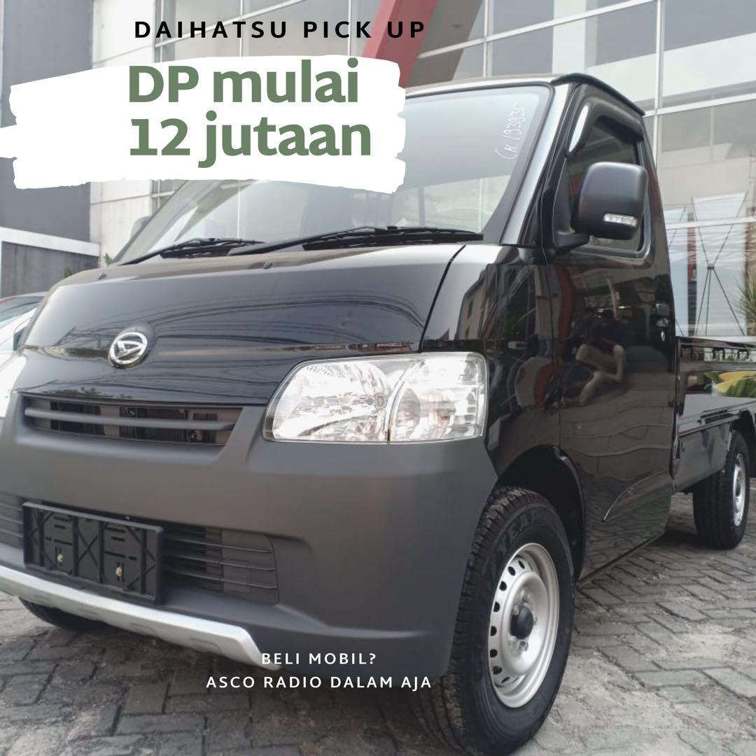 DP MURAH Daihatsu Pick Up mulai 13 jutaan. Daihatsu Pamulang