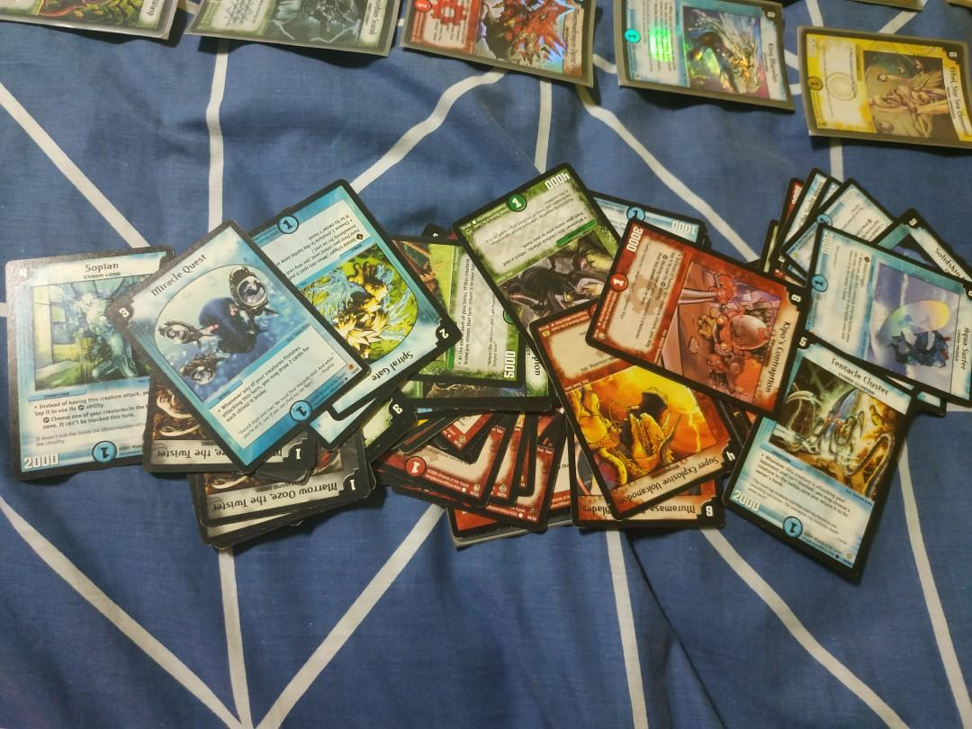 Duel Masters cards Foil/Normal