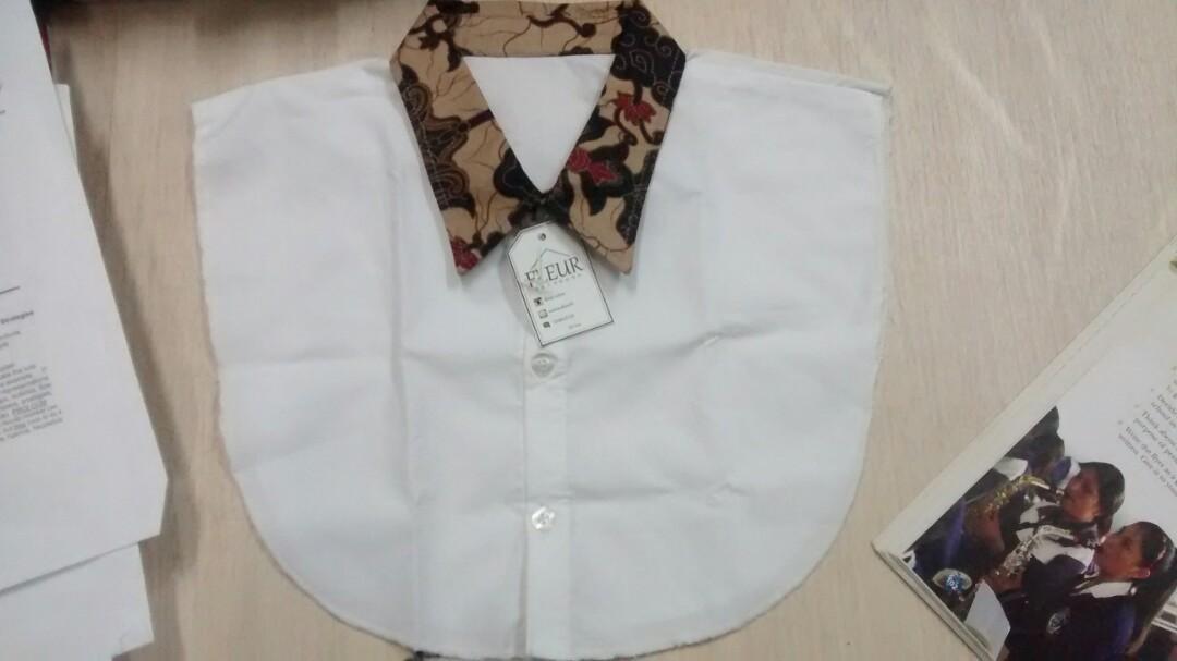#joinagustus Fake collar / kerah baju palsu