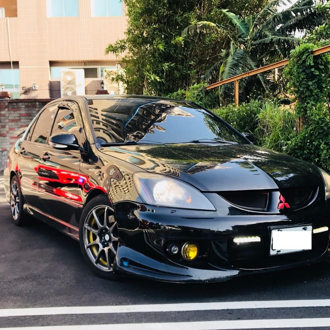 【FB搜尋:阿樂嚴選夢想車】_中古車 二手車 、2003年 三菱GB