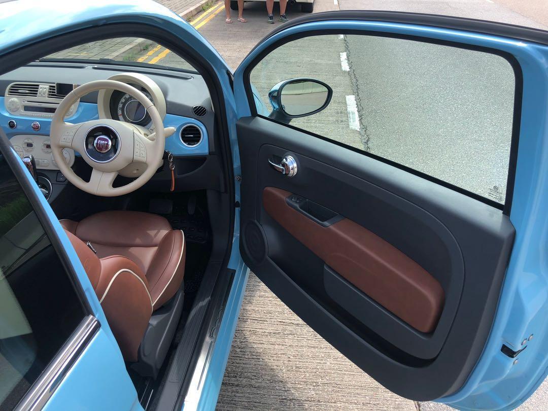 FIAT 500 1.4 2012