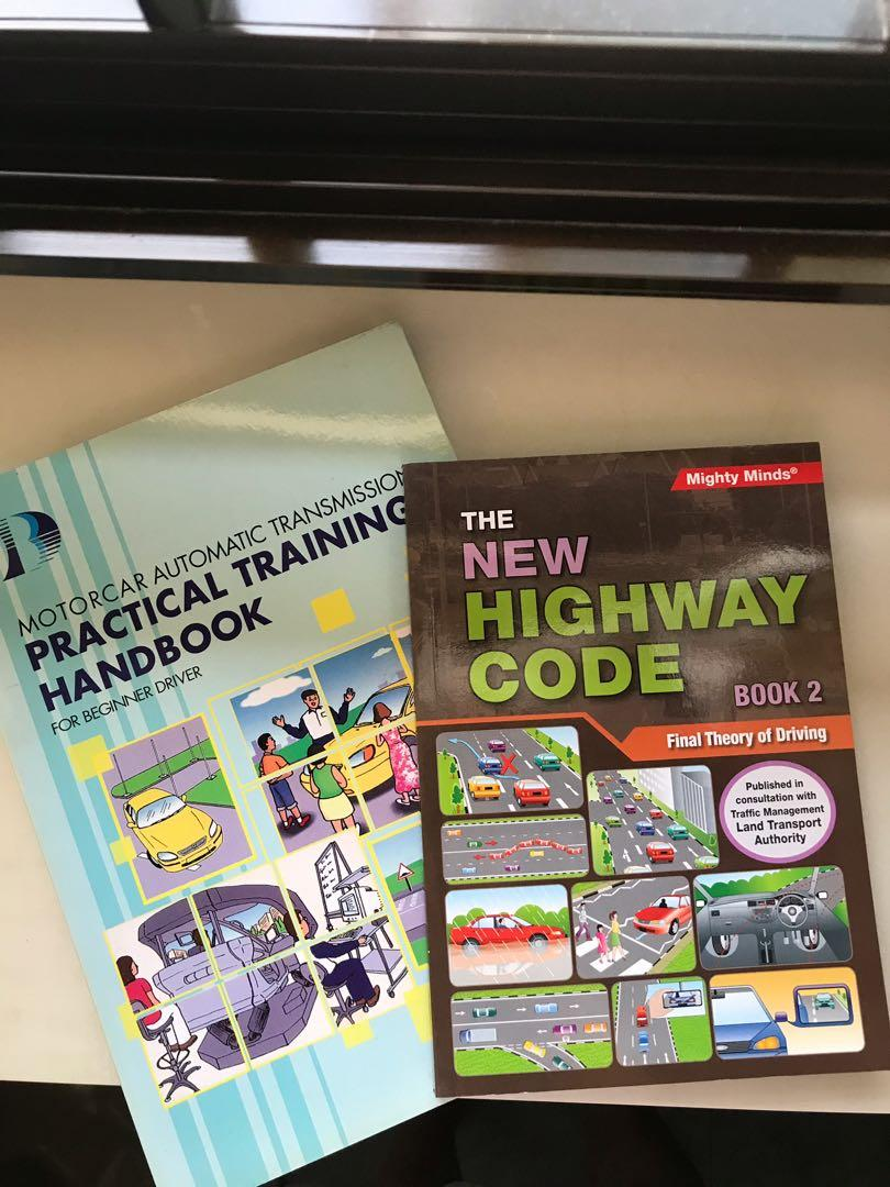 FTT and Practical Driving Books
