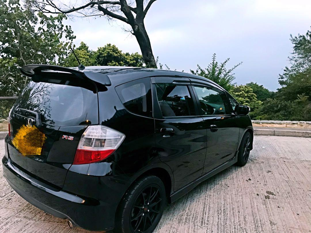 HONDA FIT RS 2009