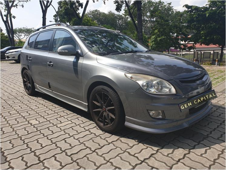 Hyundai i30 Wagon @ Lowest rental rates, good condition!