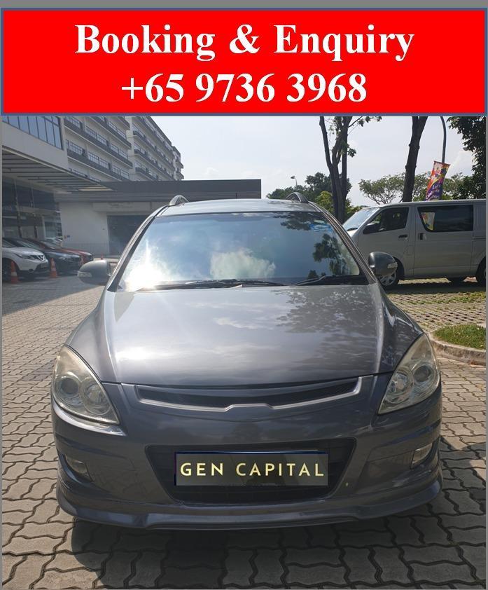 Hyundai I30 Wagon *Lowest rental rates, good condition!