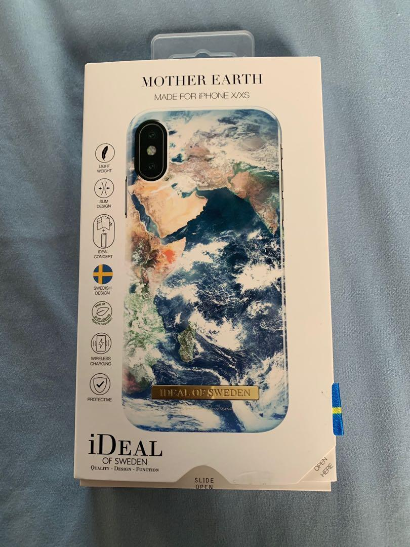 Ideal of Sweden iPhone XS case