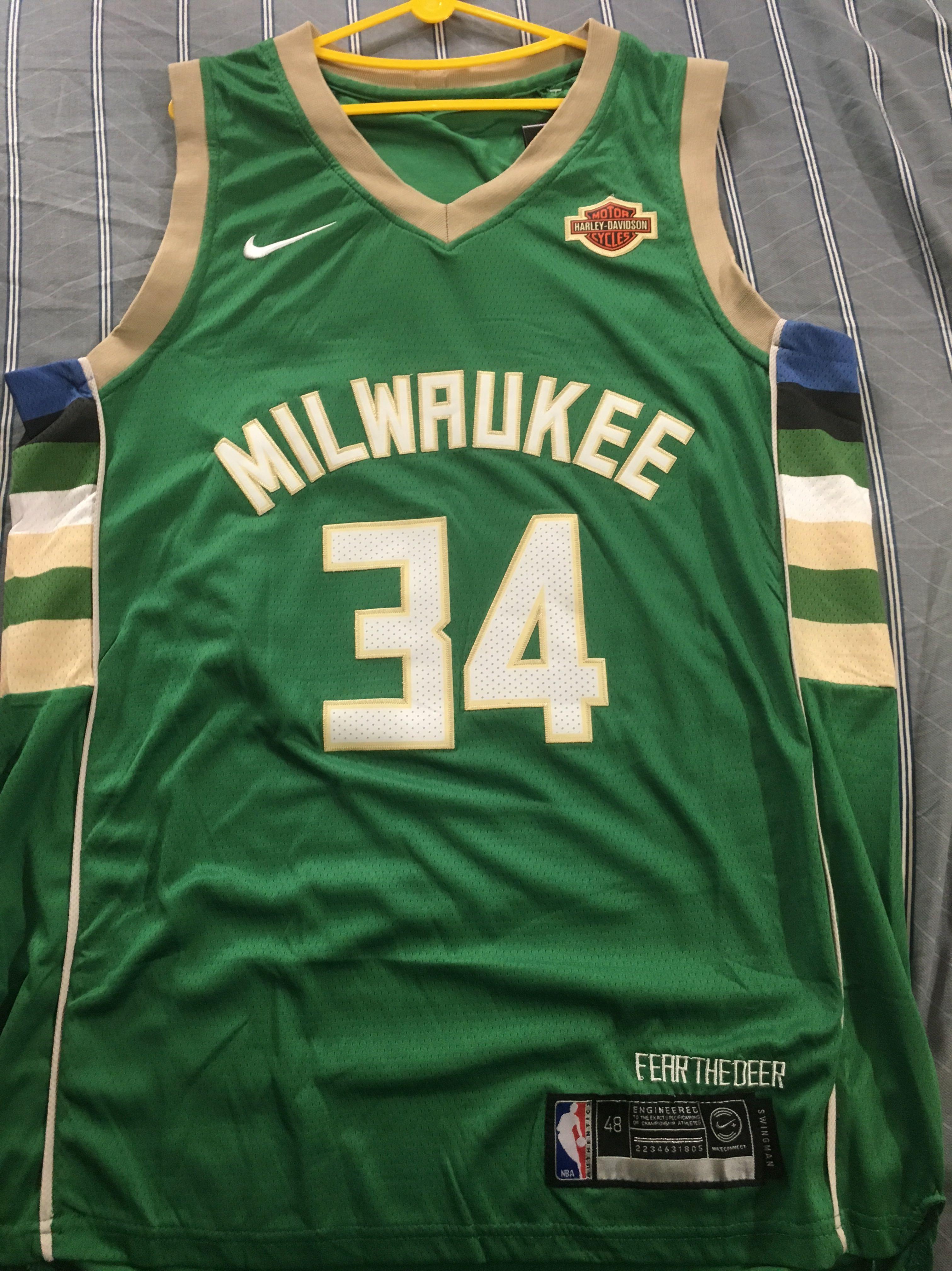best service a7057 e4e26 In stock] NBA Basketball Jersey Giannis Antetokounmpo 34 ...