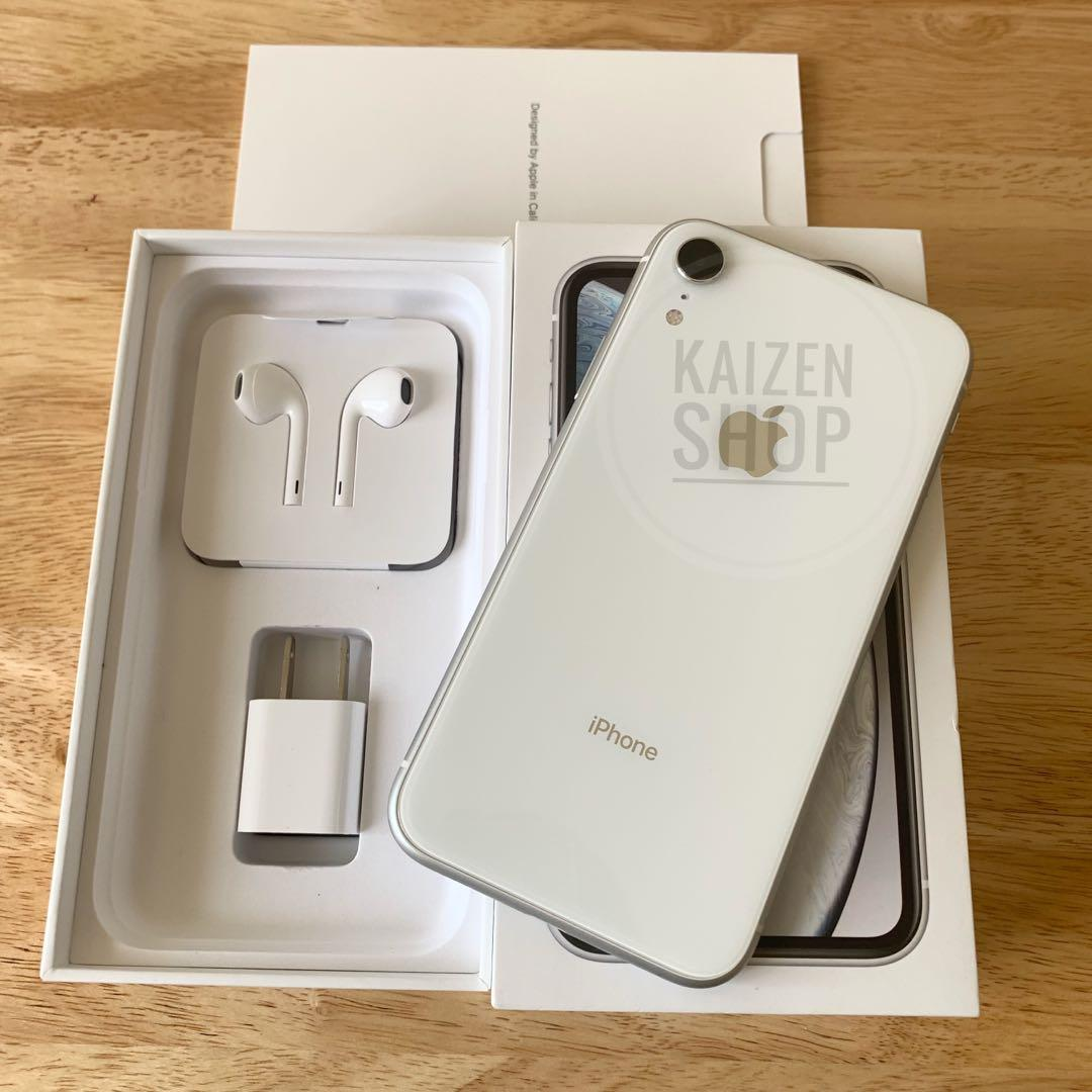 iPhone XR 64gb Factory Unlocked 3months Old White on Carousell