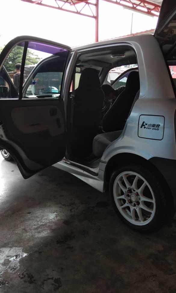 *KERETA SINGAPORE*🇸🇬🇸🇬🇸🇬 *JOIN GROUP WASAP 12👇 https://chat.whatsapp.com/KbcPwtnB4SwETD5Yt7qHLZ  Kelisa 1.0 Condition tip top Aircond sejuk beku  JB *RM 5 000*  Wasap.my/601136275609 *WANT SELL BACK YOUR SCRAP CAR?LET ME HELP😊*