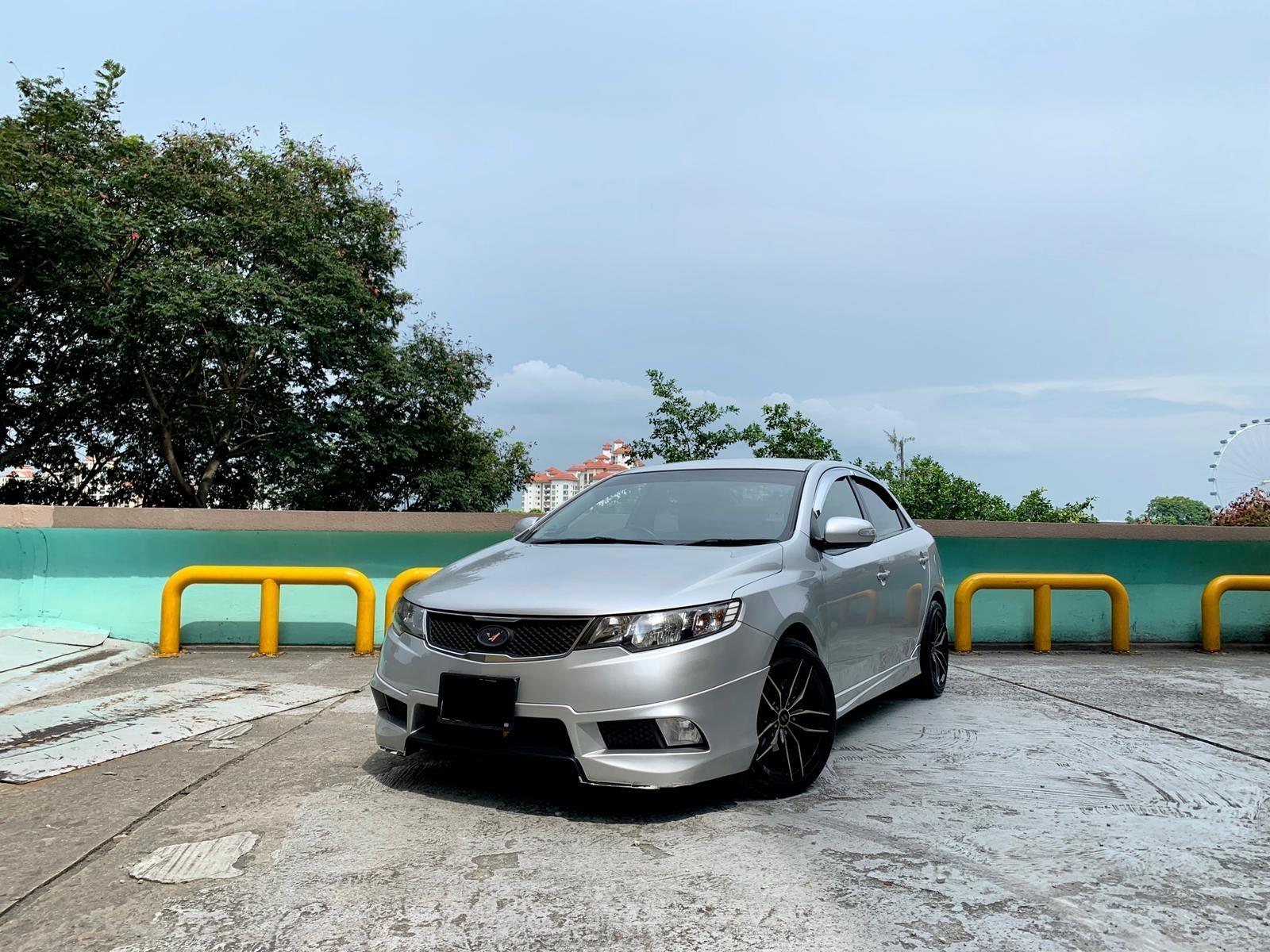 Kia Cerato Forte 1.6 EX Auto