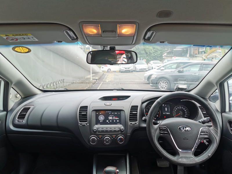 Kia Cerato K3 Auto 1.6