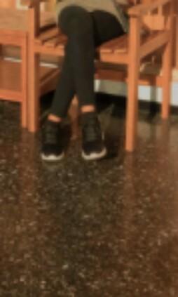 Legging Hitam Polos