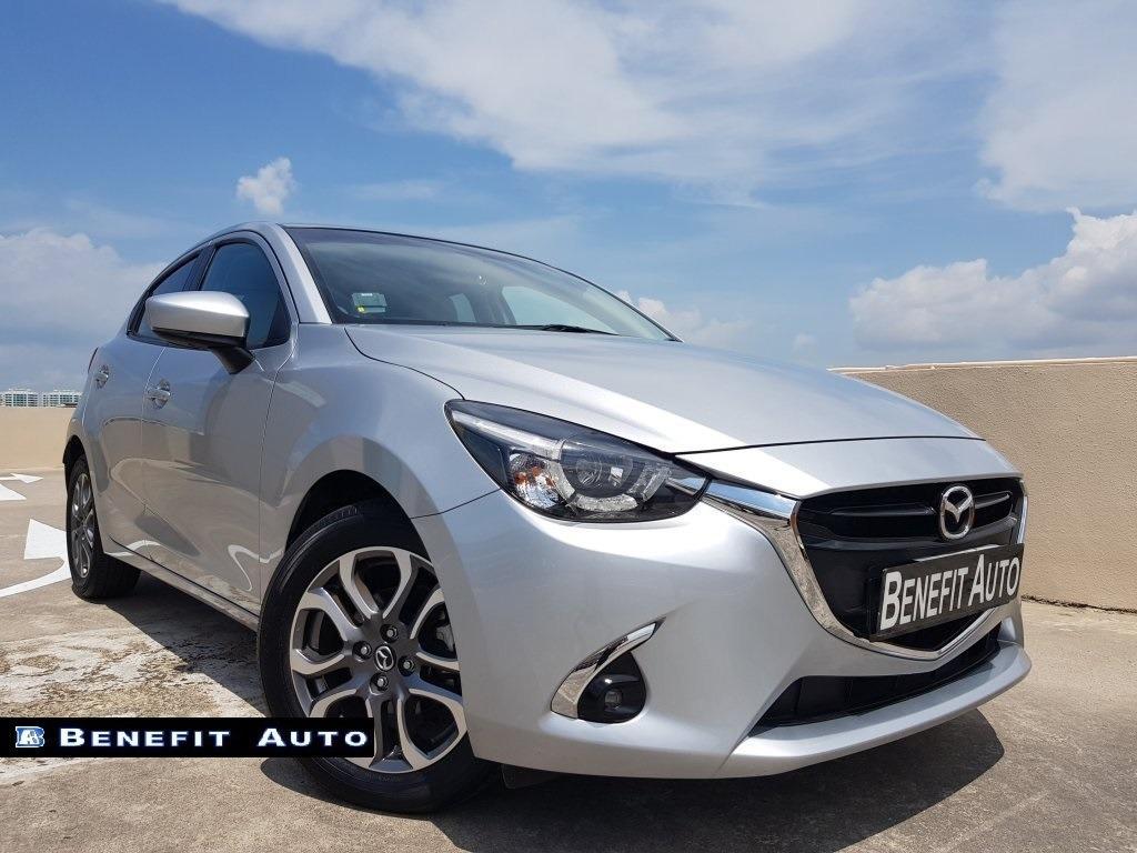 Mazda 2 1.5 Hatchback Standard Auto