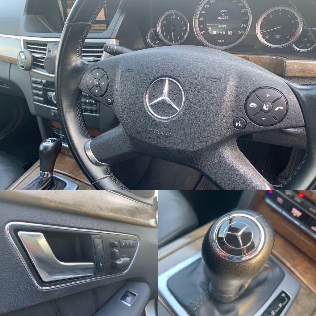 Mercedes Benz E250 for lease