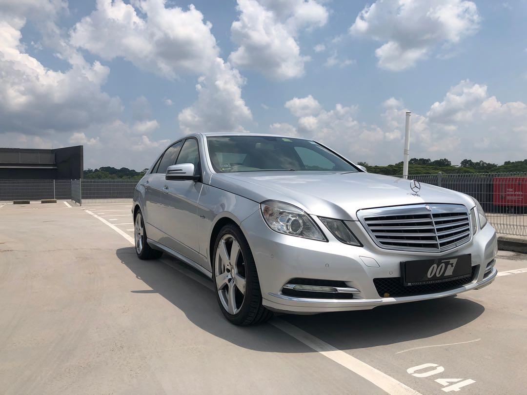 Mercedes-Benz E350 CDI BlueEfficiency Auto