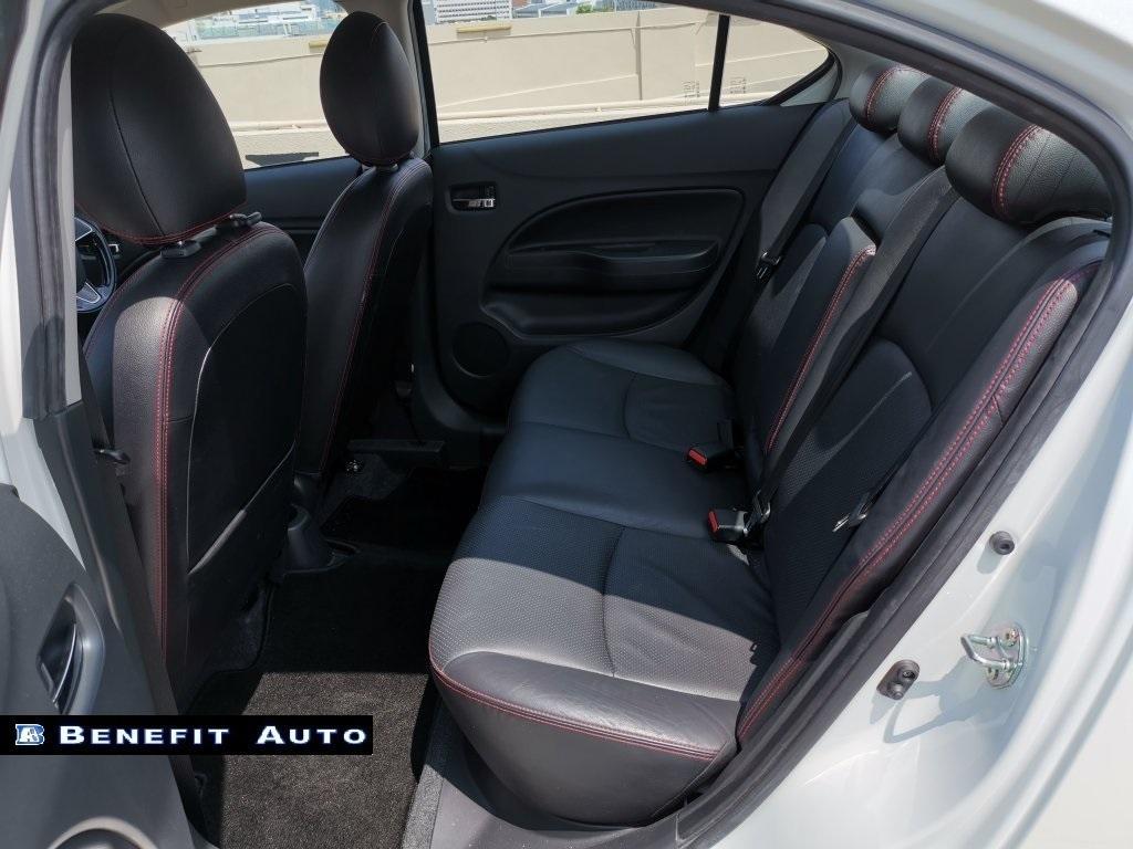 Mitsubishi Attrage 1.2 Elegance CVT Auto
