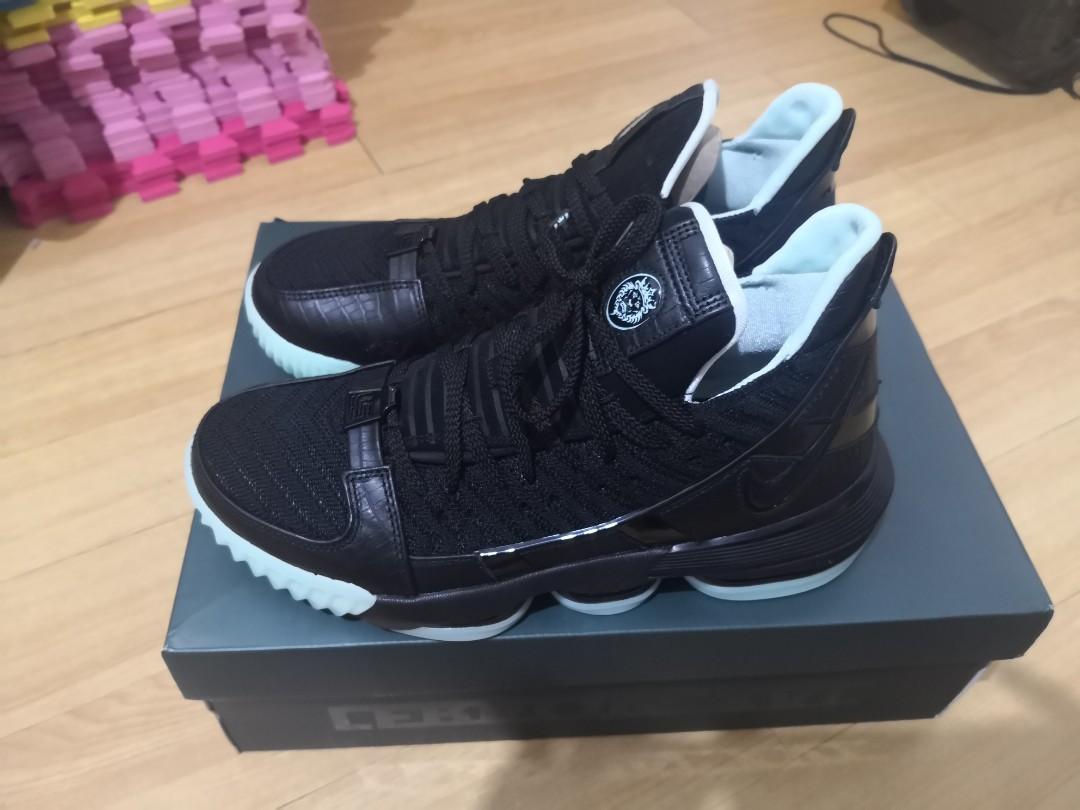 LIMITED EDITION Nike Lebron 16 SB glow