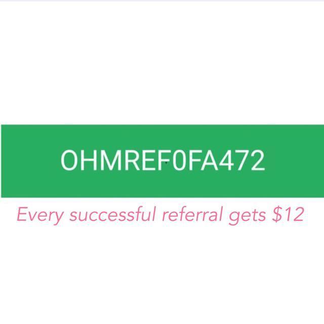 OHM discount $32