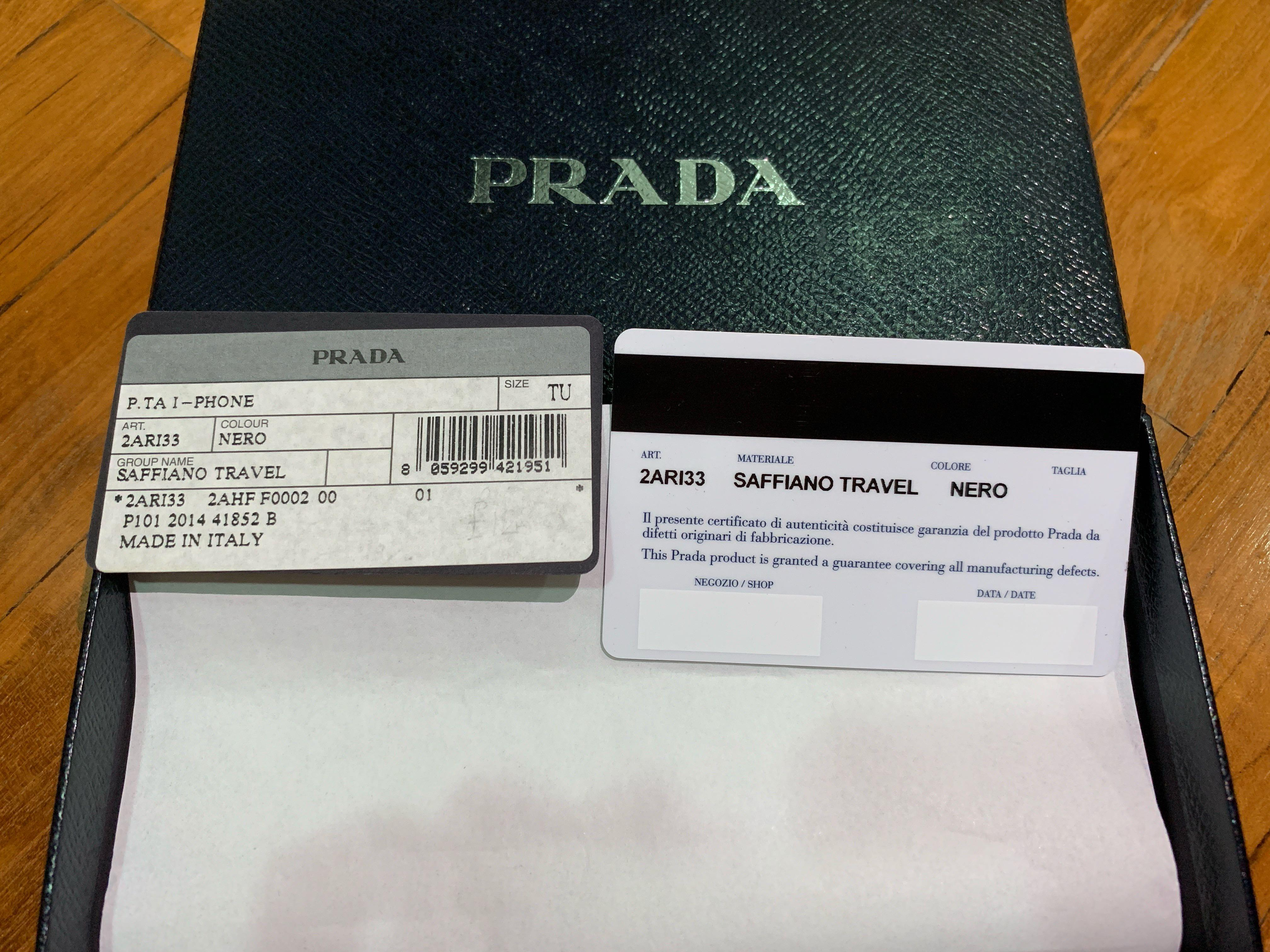 Prada Phone case for iPhone 6/6S