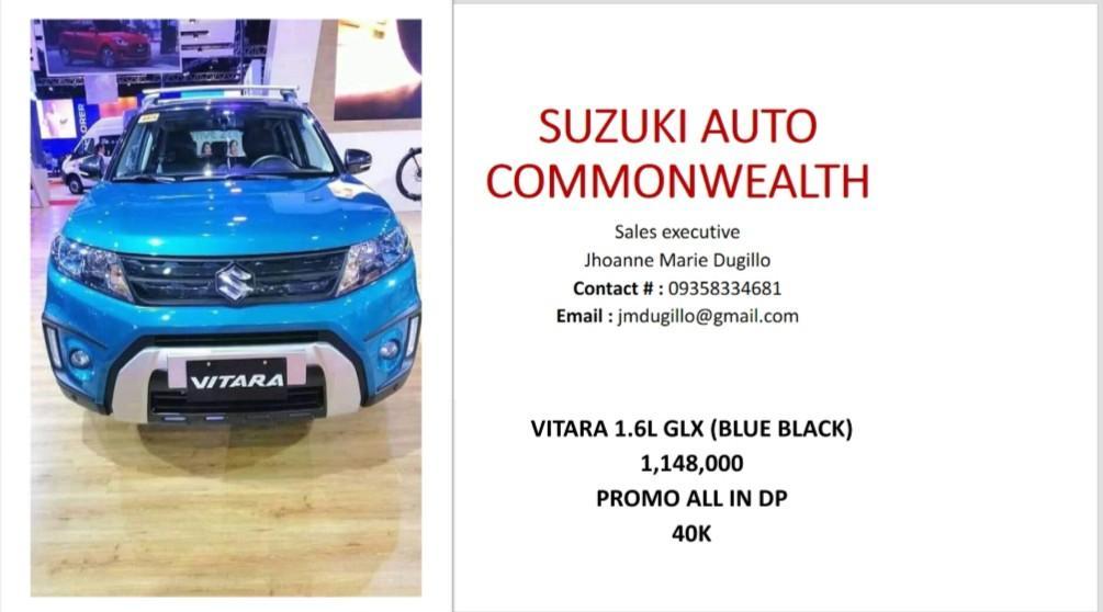 Suzuki Vitara on Carousell