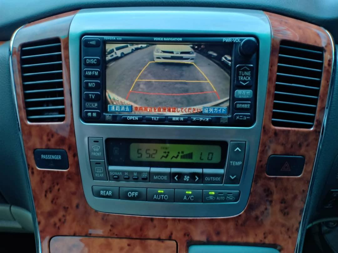 TOYOTA ALPHARD 3.0AT MZ-G V6 Year Made 2003TH/Reg 2008 Rm45,800‼ Lowest Price InJB 🎉📲 Keong‼🤗