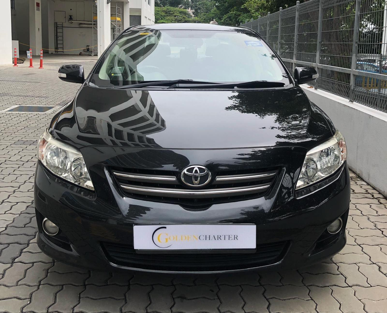 Toyota Altis SUPER CHEAP RENTAL PROMOTION FOR Grab/Ryde/Personal USE